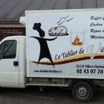 Véhicule le Tablier de Villiers