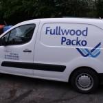 Véhicule Fullwood Packo