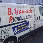 Véhicule Yannick Picrouillère