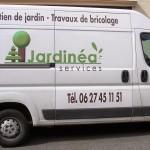 Véhicule Jardinéa
