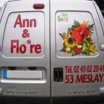 Véhicule Ann & Flore