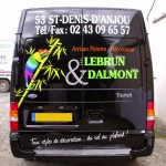 Véhicule Lebrun Dalmont
